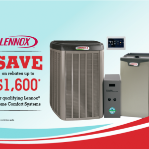 Lennox XC16 Air Conditioning