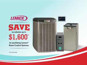 Lennox XP25 Heat Pump