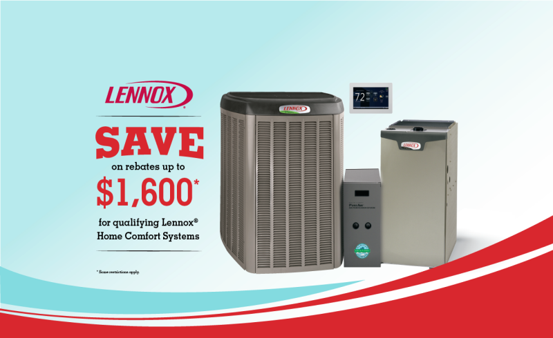 Lennox XC21 Air Conditioning