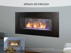 Monessen Artisan Vent Free Gas Fireplace